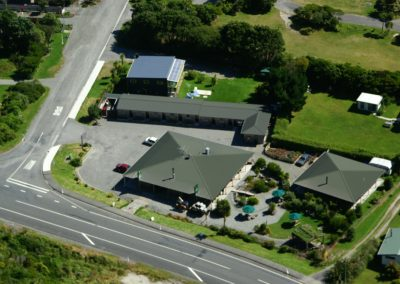 arial photos pub and Punakaiki 037